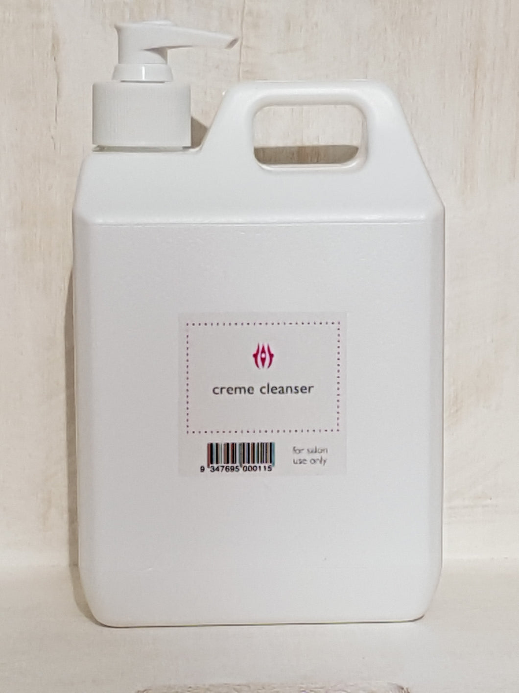 Salon Creme Cleanser 1 Litre