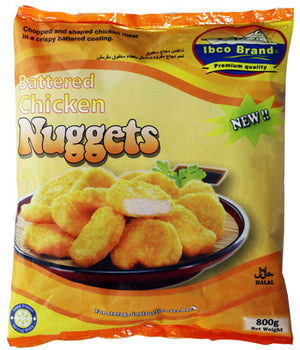 Battered Chicken Nuggets 600g