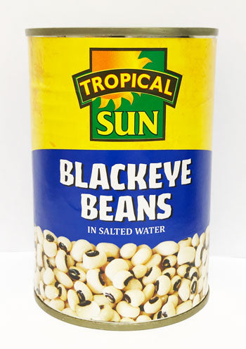 Tropical Sun Blackeye Beans 400g