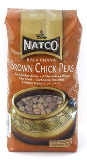 Natco Brown Chick Peas 2kg