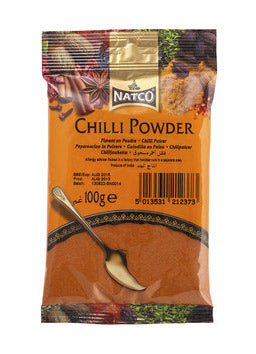 Natco Chilli Powder 100g