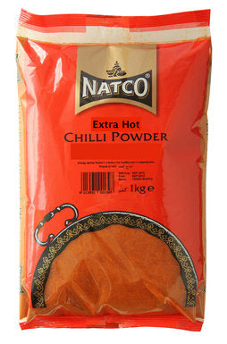 Natco Chilli Powder ( Extra Hot ) 1kg