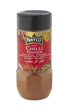 Natco Chilli Powder ( Hot )Jar 100g
