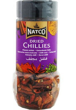 Natco Chillies ( Dried )Jar