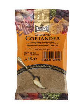 Natco Coriander Ground 400g