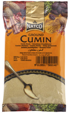 Natco Cumin Ground ( Jeera ) 400G
