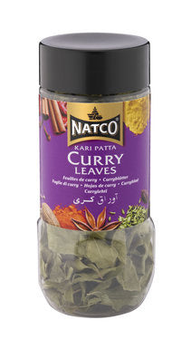 Natco Curry Leaves Jar 50g