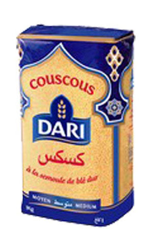Couscous Medium 1kg