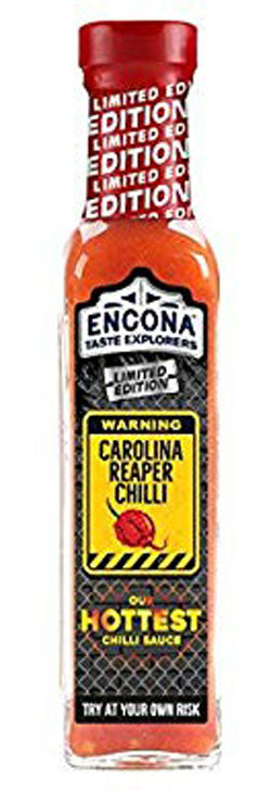Encona Carolina Pepper Chilli Sauce 142ml