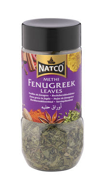 Natco Fenugreek Leaves ( Methi ) Jar 10g