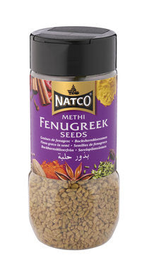 Natco Fenugreek Seeds ( Methi ) Jar