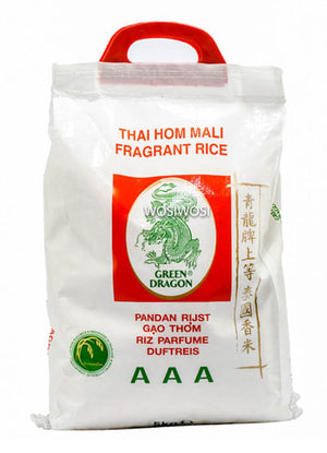 AAA Thai Home Mali Fragrant Rice 5kg