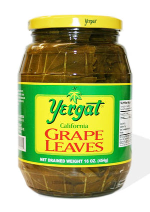 Grape Leaves in Brine 454g