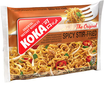 KOKA Instant Noodle ( Spicy Stir-Fried Flavour ) 85g