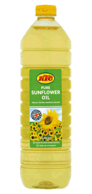 KTC Sunflower Oil 1Litre