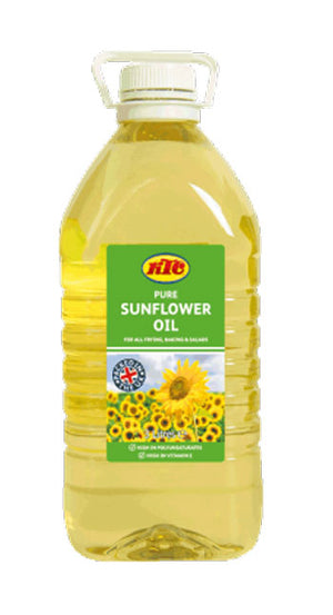 KTC Sunflower Oil 3Litres