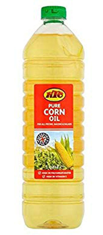KTC Pure Corn Oil 1Liter