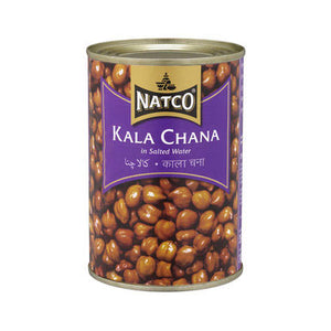 Natco Kala Chana ( Boiled )400g