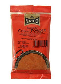 Natco Kasmiri Chilli Powder 100g