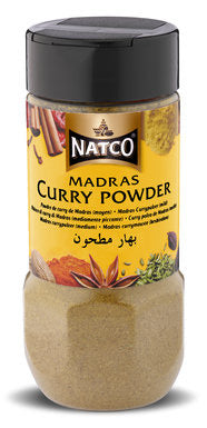 Natco Madrad Curry Powder Jar 100g