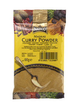 Natco Madrad Curry Powder 100g