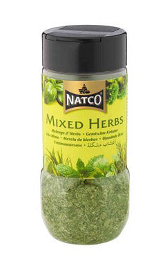Natco Mixed-Herbs Jar 25g
