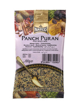 Natco Panch Puran ( Five Spice Mix )