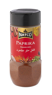 Natco Paprika Powder Jar 100g