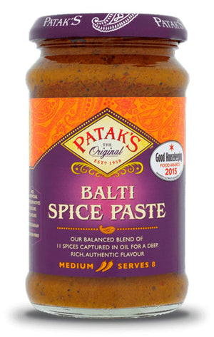Patak's Balti Spice Paste 283g