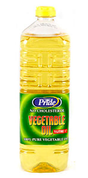 Pride Vegetable Oil 1Litre