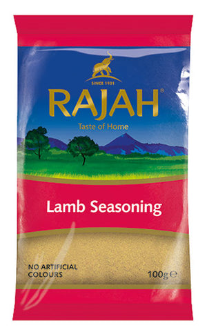 Rajah Lamb Seasoning 100g