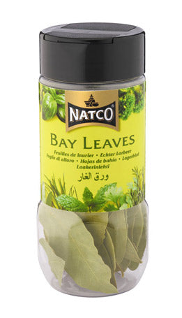 Natco Bay Leaves Jar 10g