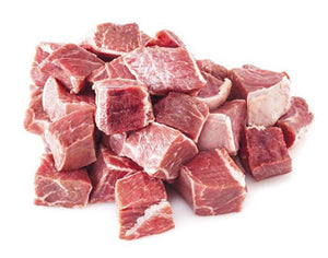 Lamb Diced (Boneless) 1kg