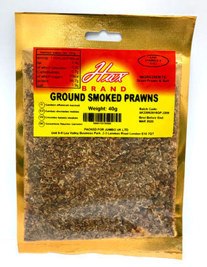 Hax Ground Smoked Prawn 40g