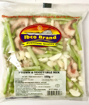IBCO Mix Loti, Kathal Bisi With Pleed Prawn 400g