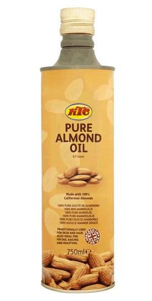 KTC Pure Almond Oil 750ml