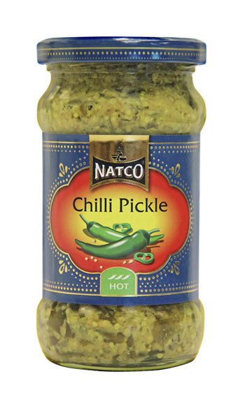 Natco Chilli Pickle (HOT) 300g