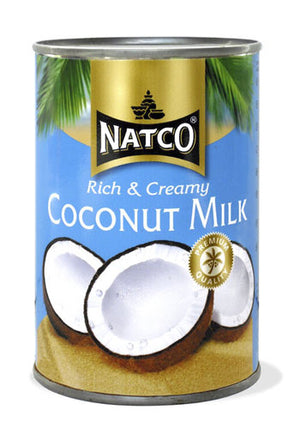 Natco Coconut Milk (Rich & Creamy) 400ml