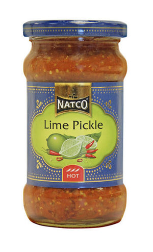 Natco Lime Pickle (HOT) 300g