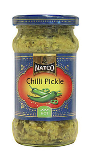 Natco Mango Pickle (HOT) 300g