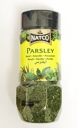 Natco Dried Parsley Jar 25g