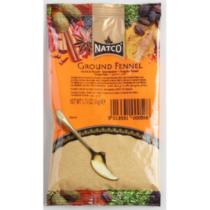 Natco Fennel Ground 50g