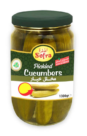 Pickled Cucumber 600g