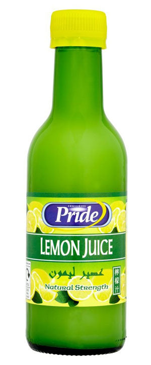 Pride Lemon Juice 250ml