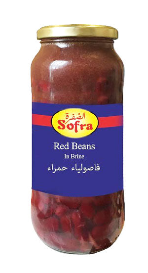 Red Beans (in Baine) 540g