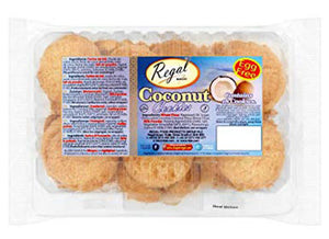 Regal Coconut Cookies 250g