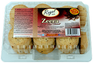 Regal Zeera Biscuits (Egg Free)