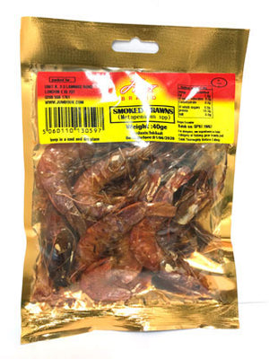 Hax Whole Smoked Prawn 40g