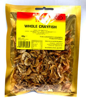 Hax Whole CrayFish 40g