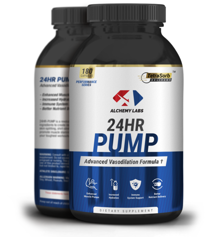 Alchemy Labs - 24HR Pump